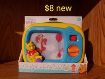 Winnie the pooh my 1st tv toy. New in Travis AFB, California