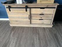 Rustic Grey 65 Inch TV Stand in Bartlett, Illinois