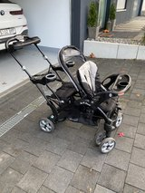 Stroller (Double, stand and ride) in Stuttgart, GE