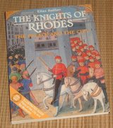 The Knights of Rhodes The Palace & the City Soft Cover Book in Chicago, Illinois
