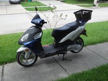 NICE. Adult-Size.150cc Auto.Scooter in Kingwood, Texas