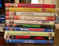 10 Comedy DVDs in Plainfield, Illinois