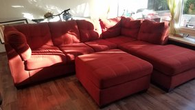 Couch and Ottoman in Stuttgart, GE