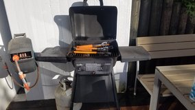 Char-Broil Grill w/accessories in Stuttgart, GE