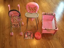 Baby doll play set in Plainfield, Illinois