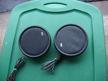 PAIR OF CRAIG SIX INCH DECK SPEAKERS in St. Charles, Illinois
