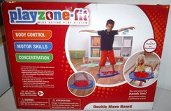 New! B4 Adventures PlayZone Fit Double Maze Balance Board ~Model: PLZ6 in Westmont, Illinois