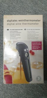 Wine Thermometer NiB in Ramstein, Germany