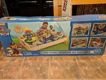 KidKraft Paw Patrol Train table NEW - $100 in St. Charles, Illinois