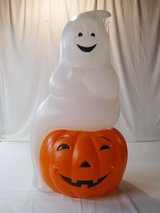 Ghost/Pumpkin Blow Mold in Bolingbrook, Illinois