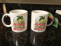 "2 New ""ELF"" - ""I'm a Cotton Headed Ninny Muggins"" 20 Oz Mugs in Bolingbrook, Illinois"