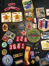 Misc. vintage patch collection in Bartlett, Illinois