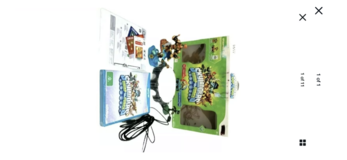 Wii U Skylanders Swap Force portal game set lot in Fort Knox, Kentucky