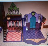 Monster High school foldable play set doll lot in Fort Knox, Kentucky