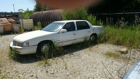 1999 cadillac deville in Livingston, Texas