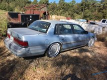1997 lincoln cont in Livingston, Texas