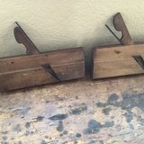 Antique wooden molding hand planes in Fairfield, California