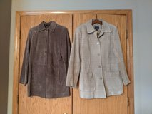 Women's Suede/Leather Coats in Plainfield, Illinois