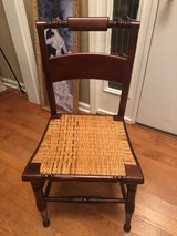 Chair - Antique Cane Seat in Fort Campbell, Kentucky