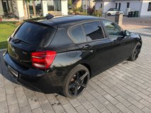 2015 BMW 116i Manual transmission Custom Sport rims German Specs in Wiesbaden, GE