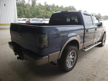 2004 Ford F150 Lariat 4X4 Leather Interior in Leesville, Louisiana