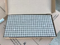 "Daltile Mosaic Floor & Wall & Backsplash Tile 12"" x 24"" Medium Brown in Chicago, Illinois"