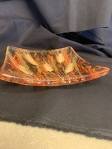 Fall serving plate in Alamogordo, New Mexico