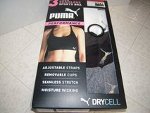 NEW 3 pk Puma seamless sports bra in 29 Palms, California