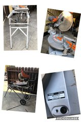 Compound Mitre Ridgid Collapsible Table in Travis AFB, California