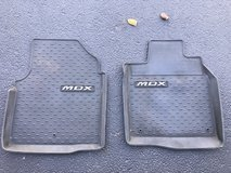 Acura MDX All Weather Mats in Westmont, Illinois