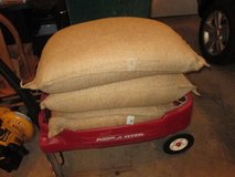 100 POUND BAGS OF FEED CORN in Plainfield, Illinois