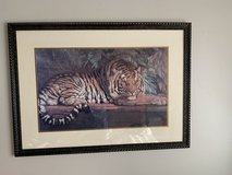 Tiger Picture in St. Charles, Illinois