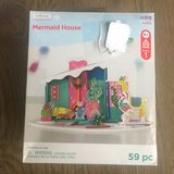 New! Holiday Foam Craft - Mermaid House in Westmont, Illinois