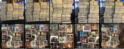 BASKETBALL CARDS in Plainfield, Illinois