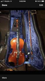 Twinkle violin size 1/8 in St. Charles, Illinois