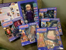 Amazing Ally Doll & ALL 5 adventure ware ~sealed in Box! Perfect Christmas gift. in Bartlett, Illinois