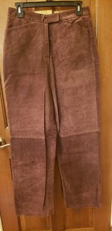 New Brown Suede Pants in St. Charles, Illinois