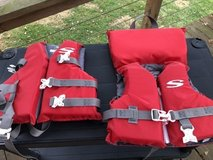Infant and Child Life Jackets in Kingwood, Texas