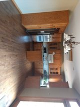 Solid oak kitchen cabinets...... in St. Charles, Illinois