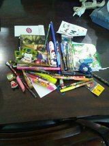 Bag of Misc stuff for kids in Bolingbrook, Illinois
