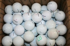 5 Dozen used Titleist golf balls. in St. Charles, Illinois