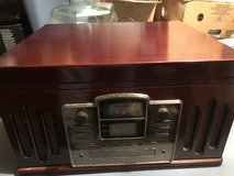 Crosley AM/FM Stero with Record Player CD and Cassette Player in Fort Knox, Kentucky