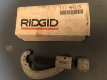 Ridgid Quick-Acting Tubing Cutter Model # 152 1/4 - 2 5/8 in Fort Knox, Kentucky