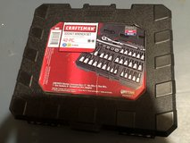 Craftsman 42 PC Socket Wrench Set in Fort Knox, Kentucky