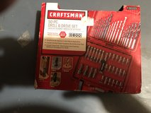 Craftsman 50 PC Drill And Drive Set in Fort Knox, Kentucky