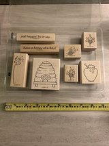 Stampin' Up 4-Rubber Stamp Sets (Batch2) in Aurora, Illinois