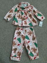 Baby size 12 months brand new with tags Christmas in Morris, Illinois