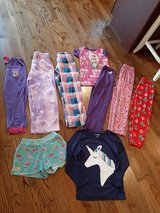 Girls size 10/12 p.j. lot all for $10 in Morris, Illinois