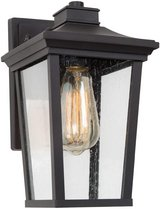 LALUZ Outdoor Porch Light Black - New! in Plainfield, Illinois