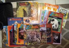 11 Zoo books and 22 others in St. Charles, Illinois